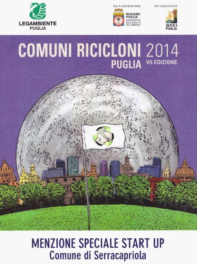 Serracapriola - Comune Riciclone 2014 26022014